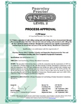 Fearnley Procter NS-1™ Accreditation