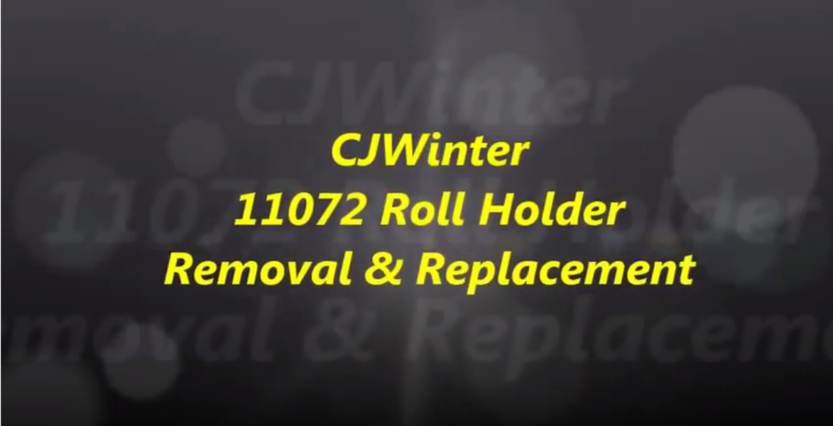Cold Root Rolling 11072 Roll Holder Removal & Replacement